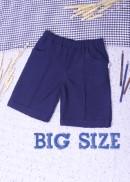 Quần ngắn học sinh big size