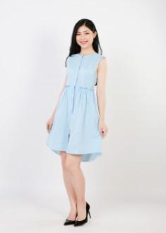 Đầm cotton xinh xắn