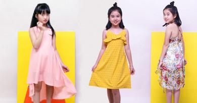 Top 5 nơi bán đầm trẻ em đẹp tại Tphcm
