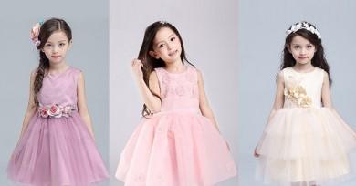 Top 5 nơi bán đầm công chúa đẹp cho bé gái tại Tphcm