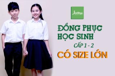 Các mẫu đồng phục học sinh tiểu học cho bé gái mới nhất 2020