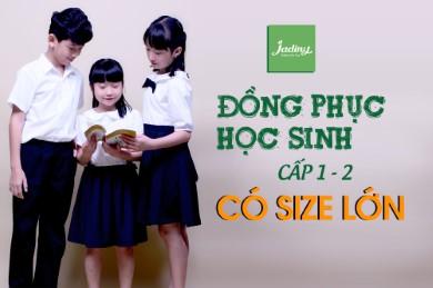 Mua đồng phục học sinh tiểu học giá rẻ ở Hà Nội