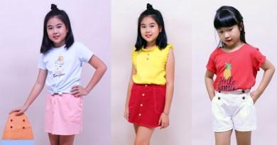 Top 5 nơi bán quần áo bé gái đẹp tại Tphcm