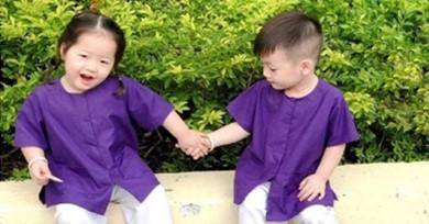 Cách chọn áo bà ba cho bé một tuổi