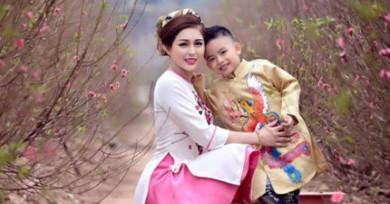 Top 5 nơi bán áo dài mẹ và bé đẹp tại Tphcm