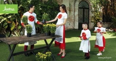 Áo dài cách tân cho mẹ và bé gái nên mua ở đâu?