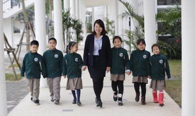 Địa chỉ nhà may đồng phục học sinh Đức Hạnh