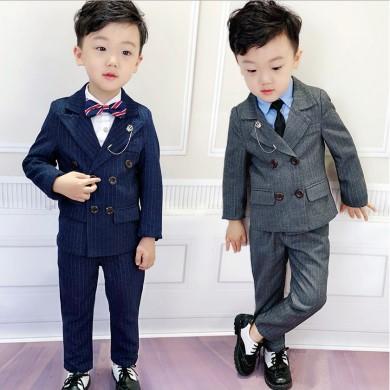 Bộ vest cho bé trai, các kiểu áo gile cho bé, mua vest ở tphcm, mẫu áo vest