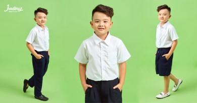 May đồng phục học sinh ở Huế