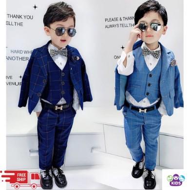 Vest cho bé trai Quận 2, bộ vest bé trai hà nội, thuê đồ vest tphcm, áo vest bé trai 2 tuổi