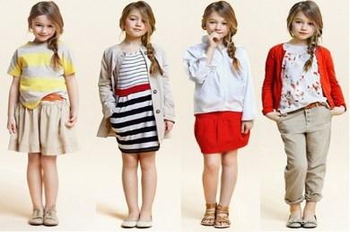 Những mẫu thời trang trẻ em nên có trong tủ đồ của bé 2021