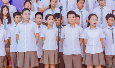 Nhà may đồng phục học sinh Thái Minh - nhà may uy tín và chất lượng hiện nay