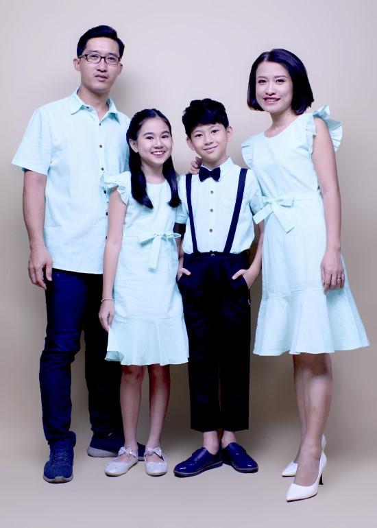 Set đồ gia đình
