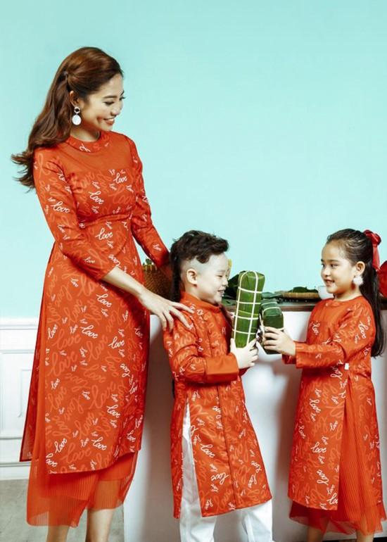 Combo áo dài yêu thương gia đình