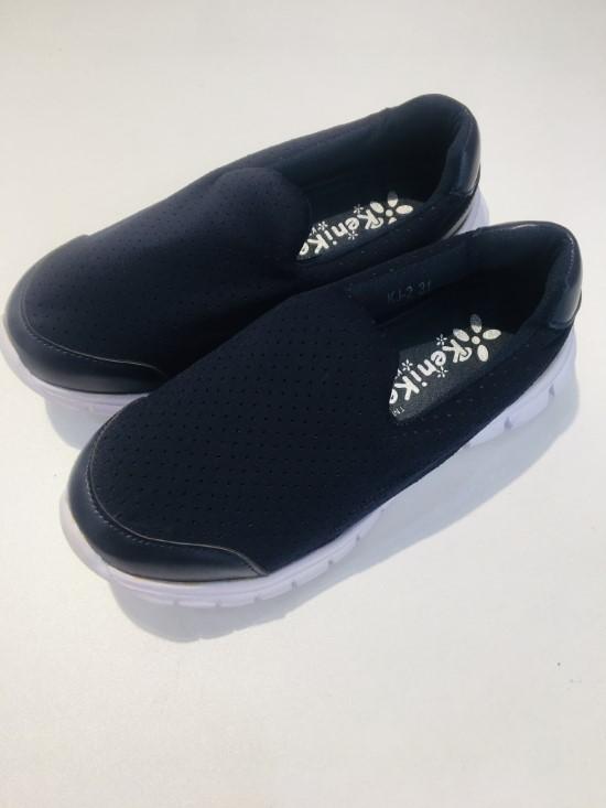 Giày mọi ken xanh đen kj-2-t-xy