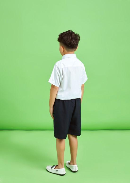 Áo sơ mi đồng phục học sinh nam