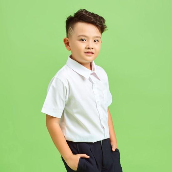 Áo SM đồng phục học sinh nam