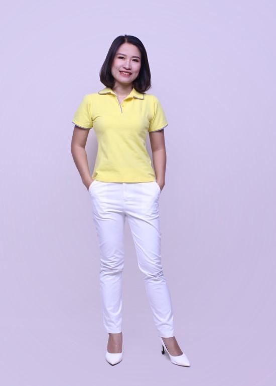 Quần dài nữ ống đứng