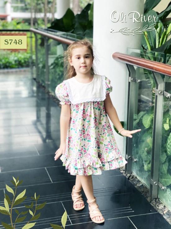 Váy babydoll S748