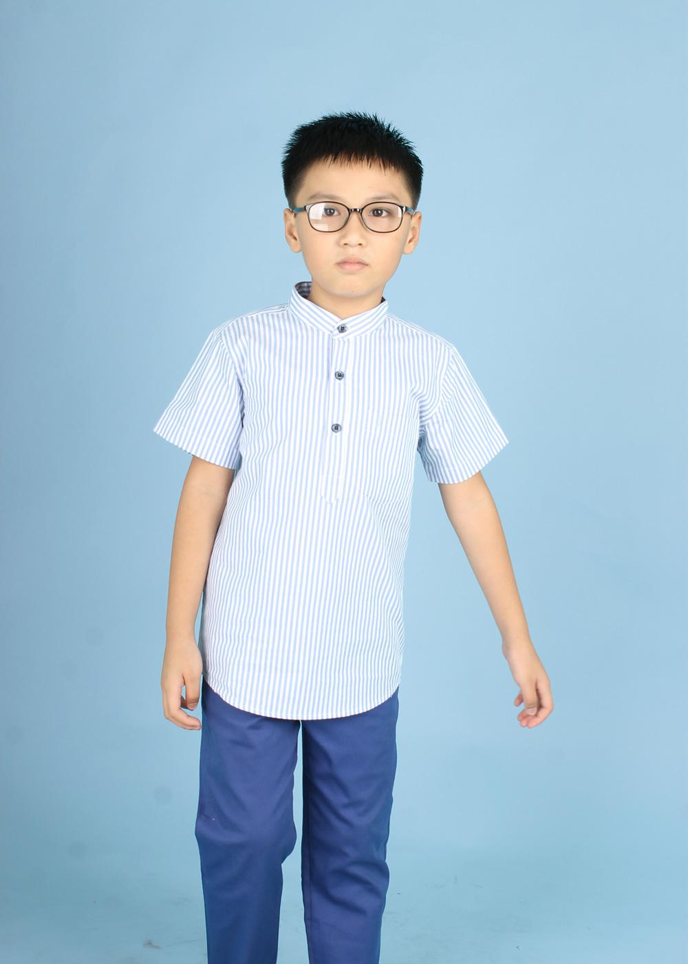 quần áo bé trai 5 tuổi thời trang