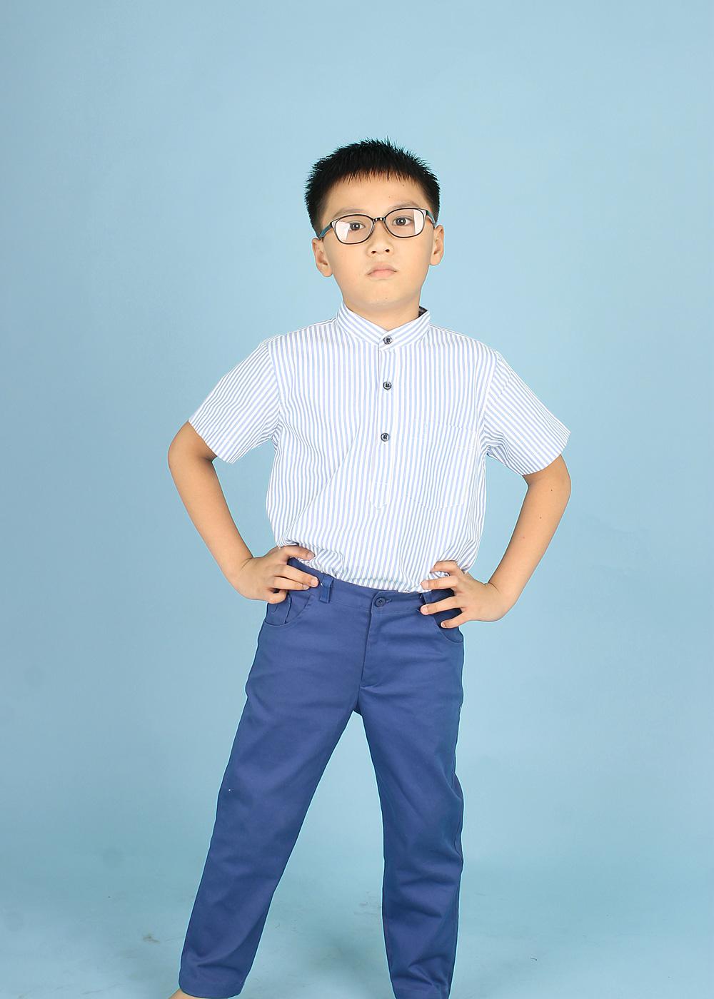 Quần áo bé trai 5 tuổi thời trang, Tủ gỗ đựng quần áo, 12 tuổi, Thanh Hóa -  Jadiny