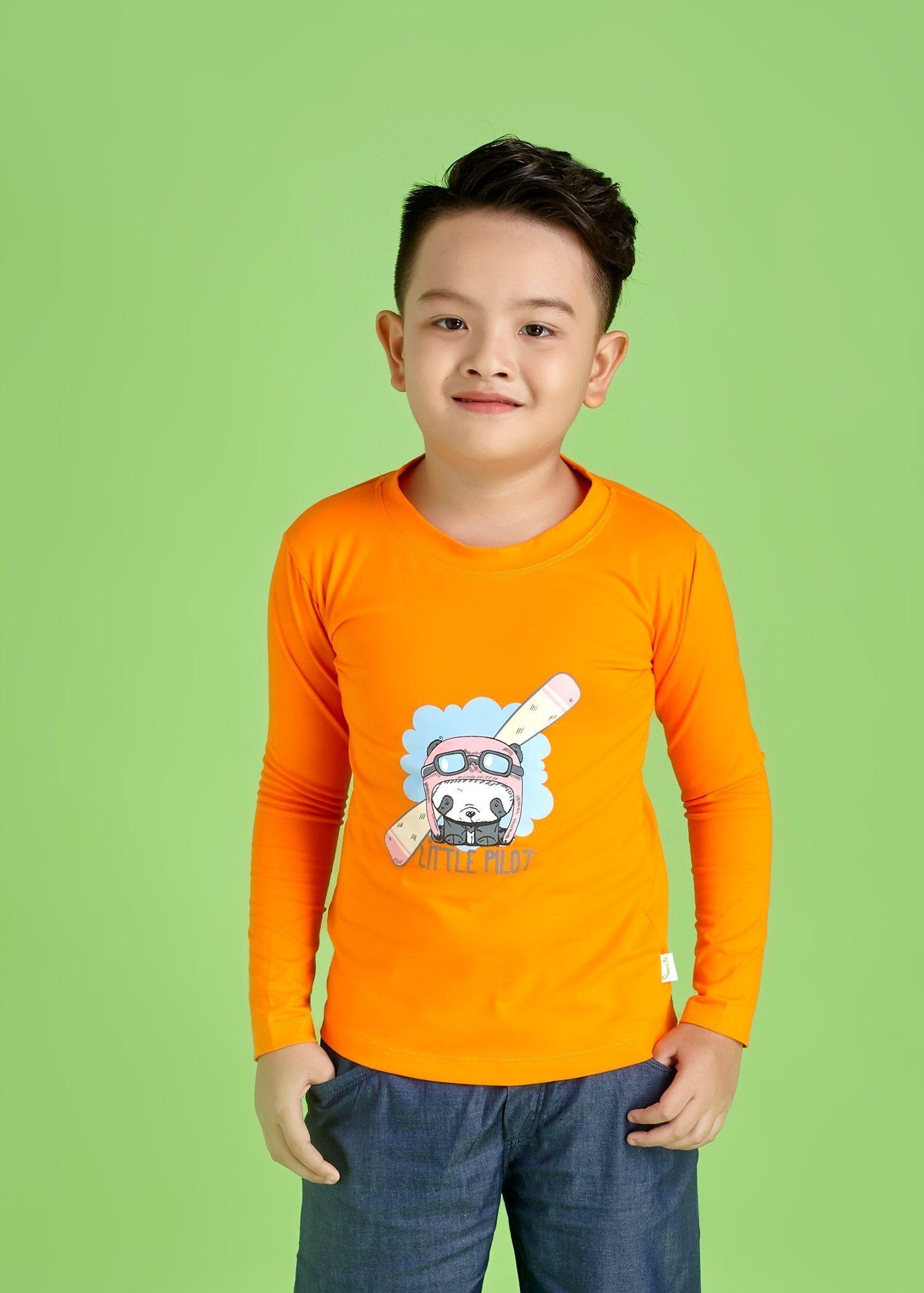 thời trang bé trai Châu Đốc