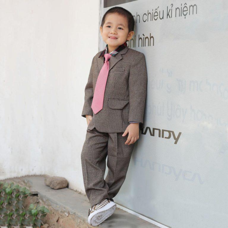 vest bé trai