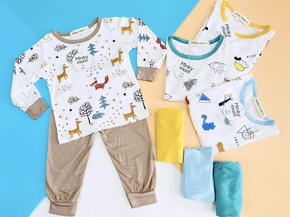 Những chất liệu khi mua quần áo bé trai