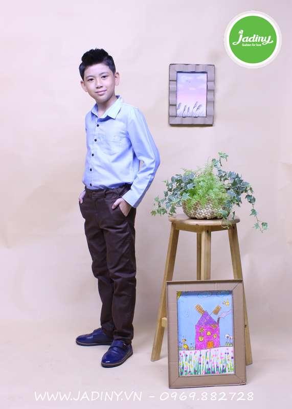 Quần áo trẻ em nam