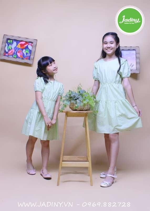 Váy đầm trẻ em