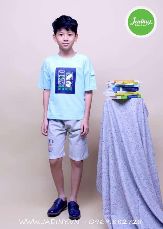 Quần áo thun trẻ em